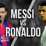 Messi vs Ronaldo: Multiple Matching