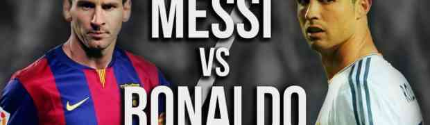 Messi vs Ronaldo: Multiple Matching