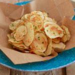 Mr. Crispy's Paprika Falvoured Chips – A* Letter