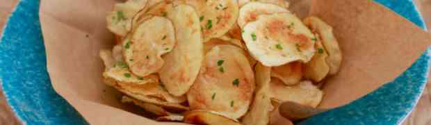 Mr. Crispy's Paprika Falvoured Chips - A* Letter