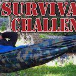 Survival Challenge – Student's Response
